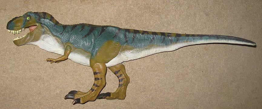 Jurassic Park Toys T Rex : When dinosaurs ruled the mind jurassic park toys