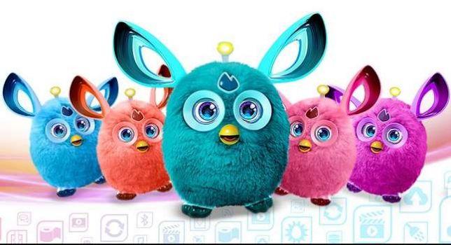 Интерактивная игрушка Furby Connect от Hasbro — новинка 2016 года!