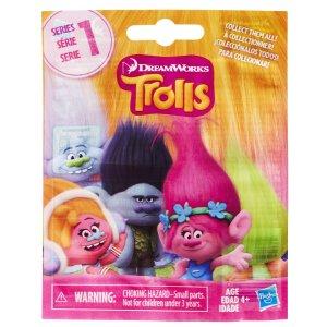Тролли: игрушки по мультфильму 2016