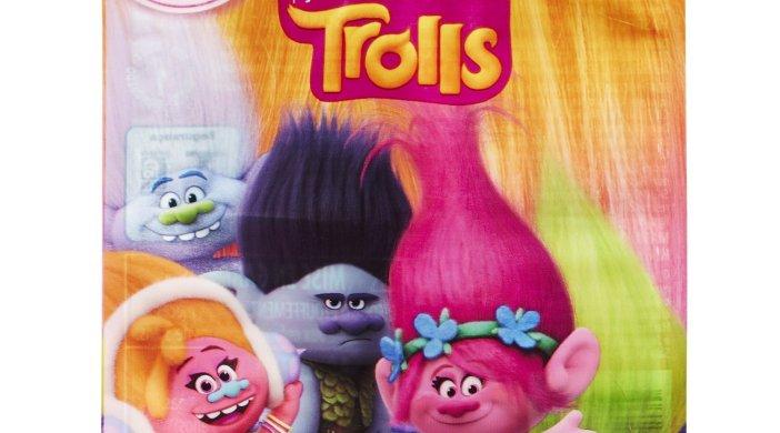 DREAMWORKS Trolls Series1 (коллекция Троллей в закрытых пакетиках