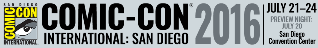 San Diego Comic-Con 2016 International