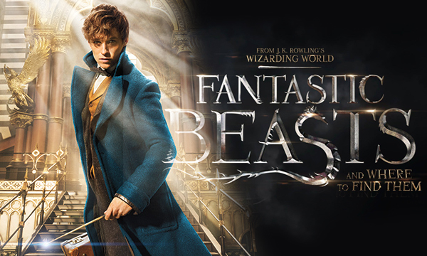 Фантастические твари и места их обитания (Fantastic Beasts and Where to Find Them)