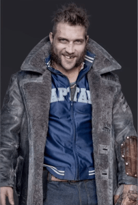 Джай Кортни, как Капитан Бумеранг (Captain Boomerang)