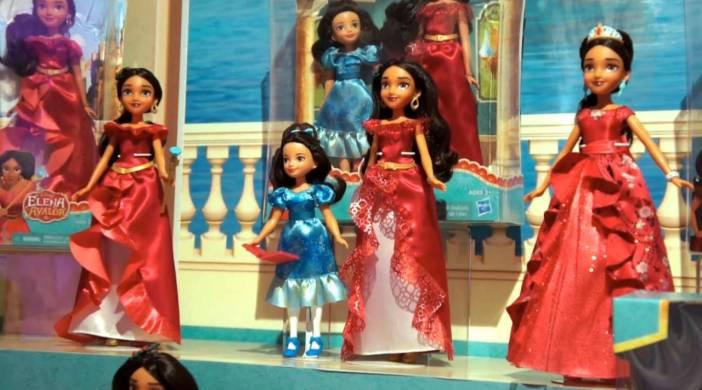 Елена из Авалора: игрушки от Hasbro
