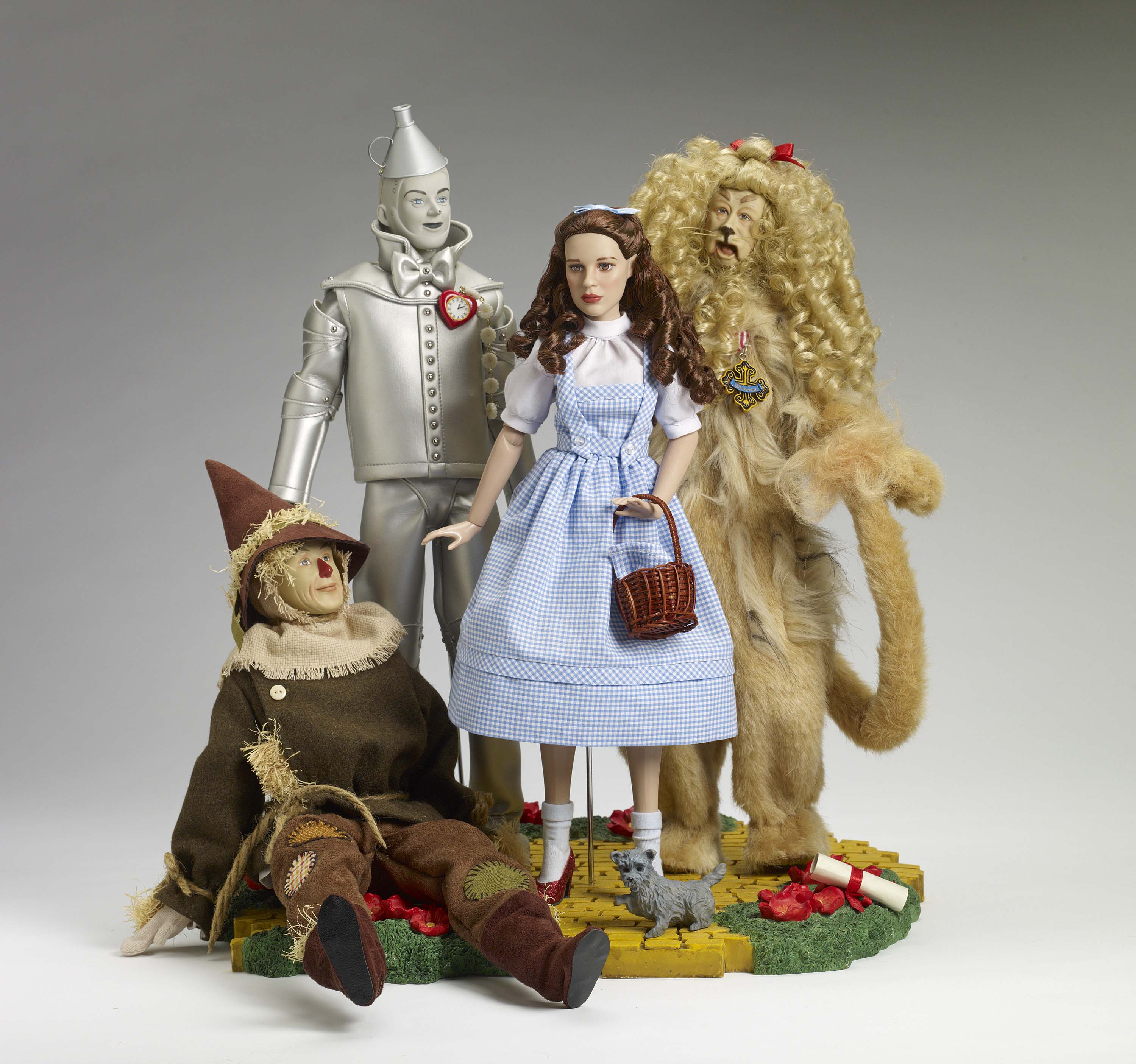Wizard of Oz  The Toy Book