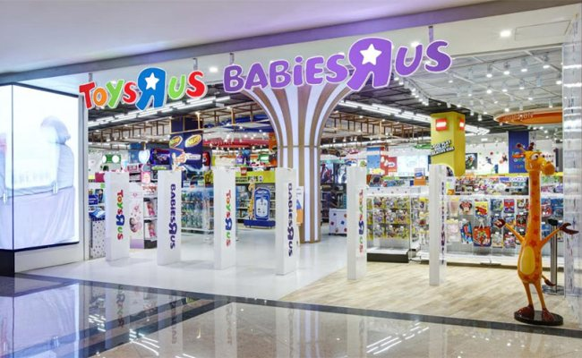 Toys R Us Officially Emerges As A New Company Tru Kids