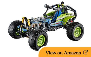 Lego Technic Formula Off-Roader review