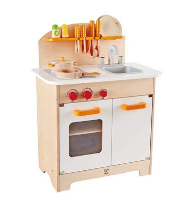 Hape Gourmet Chef Kitchen & Cookware Set Review