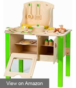 Hape My Creative Cookery Club Review