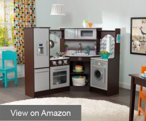 KidKraft Ultimate Corner Play Kitchen Review