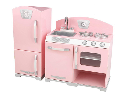 Kidkraft Retro Kitchen and Refrigerator Review