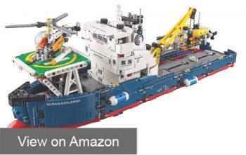 Lego Technic Ocean Explorer review