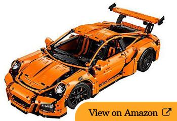 Lego Porsche 911 GT3 RS Review