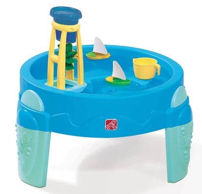 Step2 WaterWheel Activity Play Table Review
