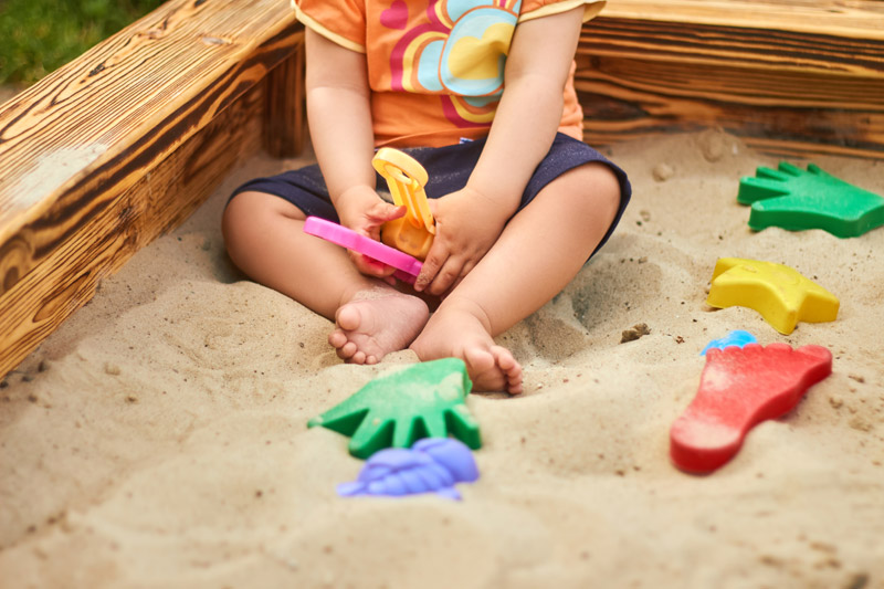Which Sand Is Best For A Sandbox And Two Non-Toxic Sand Choices