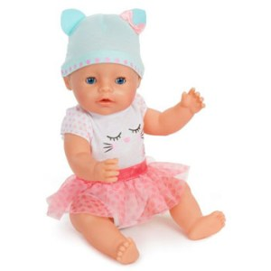 Baby Born Blue Eyes Interactive Doll Review
