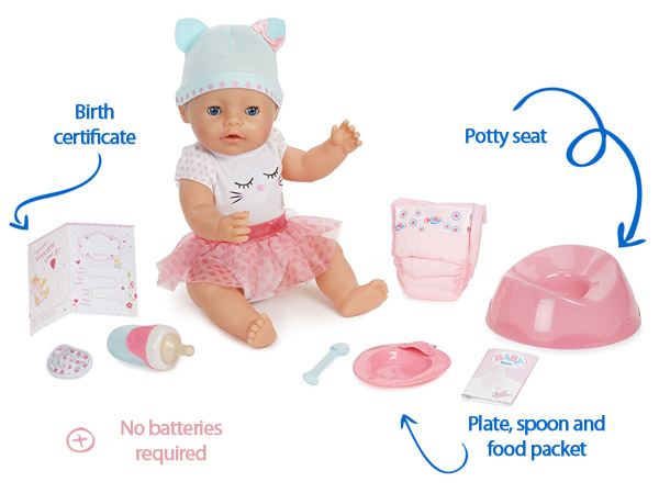 7 Best Interactive Baby Dolls That Can Talk Cry Wet And