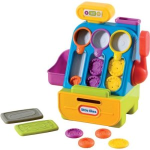 Little Tikes Count 'n Play Cash Register Playset Review