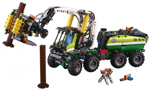 42080: Forest Harvester