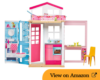 Barbie 2-Story House Review