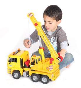 Best toy crane trucks review