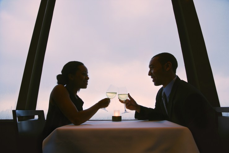 Image result for first date black