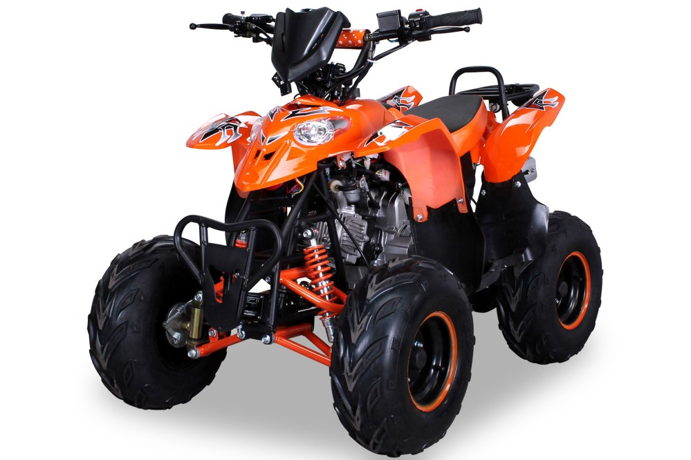 medium resolution of midi kinder quad atv s 5 polari style 125 cc kinderquad orange