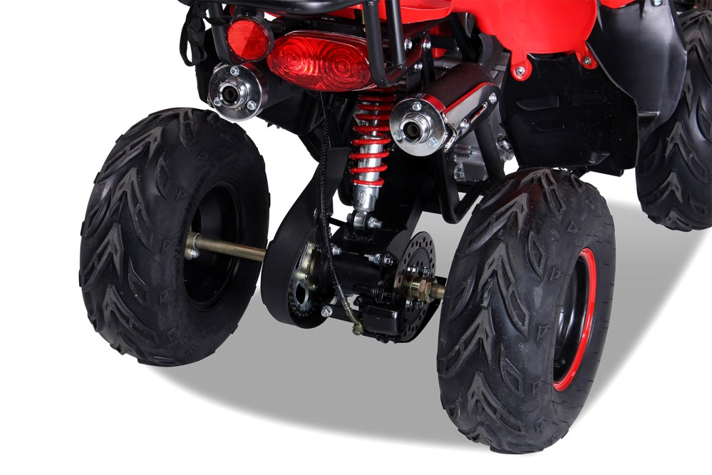 medium resolution of midi kinder quad atv s 5 polari style 125 cc kinderquad rot