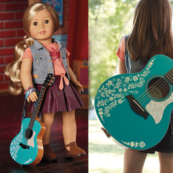 taylor guitars and american