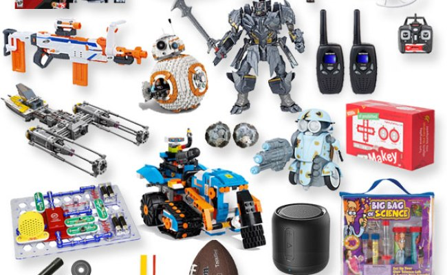 Best Toys And Gifts For 9 Year Old Boys 2019
