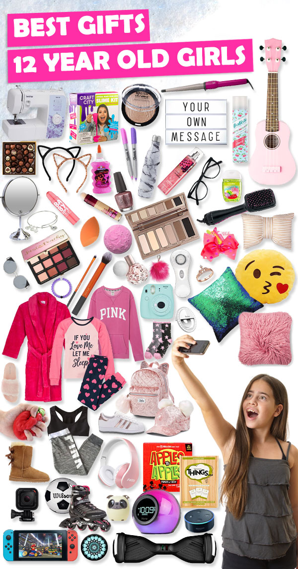 Gifts for 12 Year Old Girls 2019
