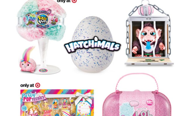 Target Announces Top Holiday Toys Of 2018