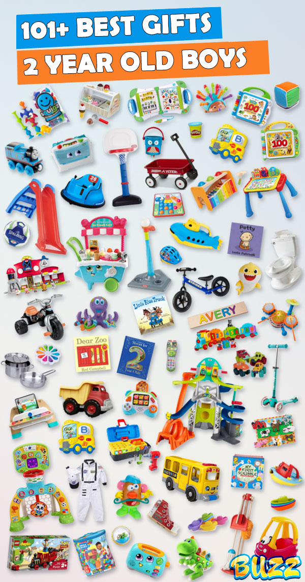Gifts For 2 Year Old Boys Best Toys For 2020