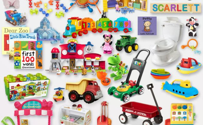 Gifts For 2 Year Old Girls Best Toys For 2019