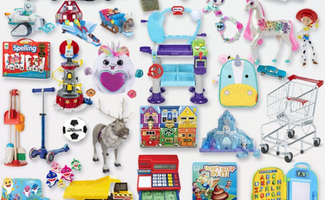 Gifts For 3 Year Old Girls Best Toys For 2019