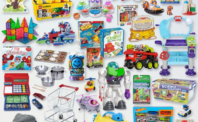 Gifts For 4 Year Old Boys Best Toys For 2019