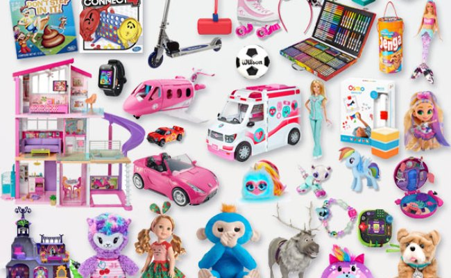 Gifts For 5 Year Old Girls Best Toys For 2019