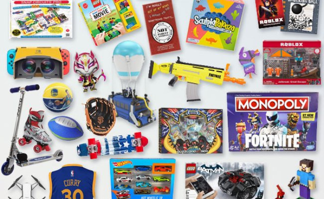 Best Toys And Gifts For 9 Year Old Boys 2020 Toybuzz Gifts