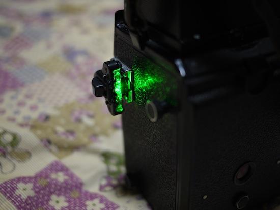 Velbon LED電子水準器