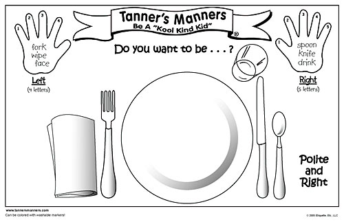 Tanner's Manners: