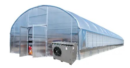 green house - Industry Solutions:  Horticulture Heating & Chilling