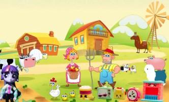 Toy Fan TV My Little Pony Shopkins Hide and Seek