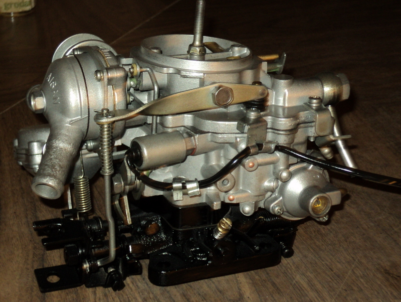 1980 Toyota Pickup 20r Carburetor