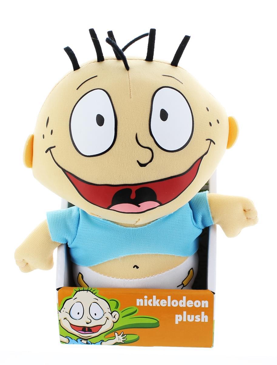 Nickelodeon Plush : nickelodeon, plush, Toons, Super, Deformed, Plush:, Tommy, ToyHo.com