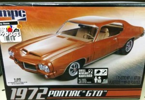 Toy House and Baby Too, model cars, models, Pontiac GTO, hobby store