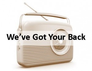 Radio Weve Got Your Back