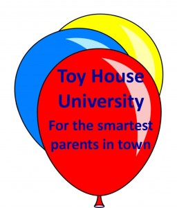 Toy House University Logo