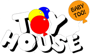 Toy House and Baby Too Logo