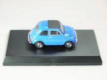 Kyosho 1-64 FIAT Minicar Col - 500 F Blue - 05