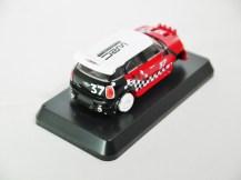 1-60 Kyosho MINI COOPER SEMI-ASSEMBLED JCW WRC Pre March 2012 Liveries 06